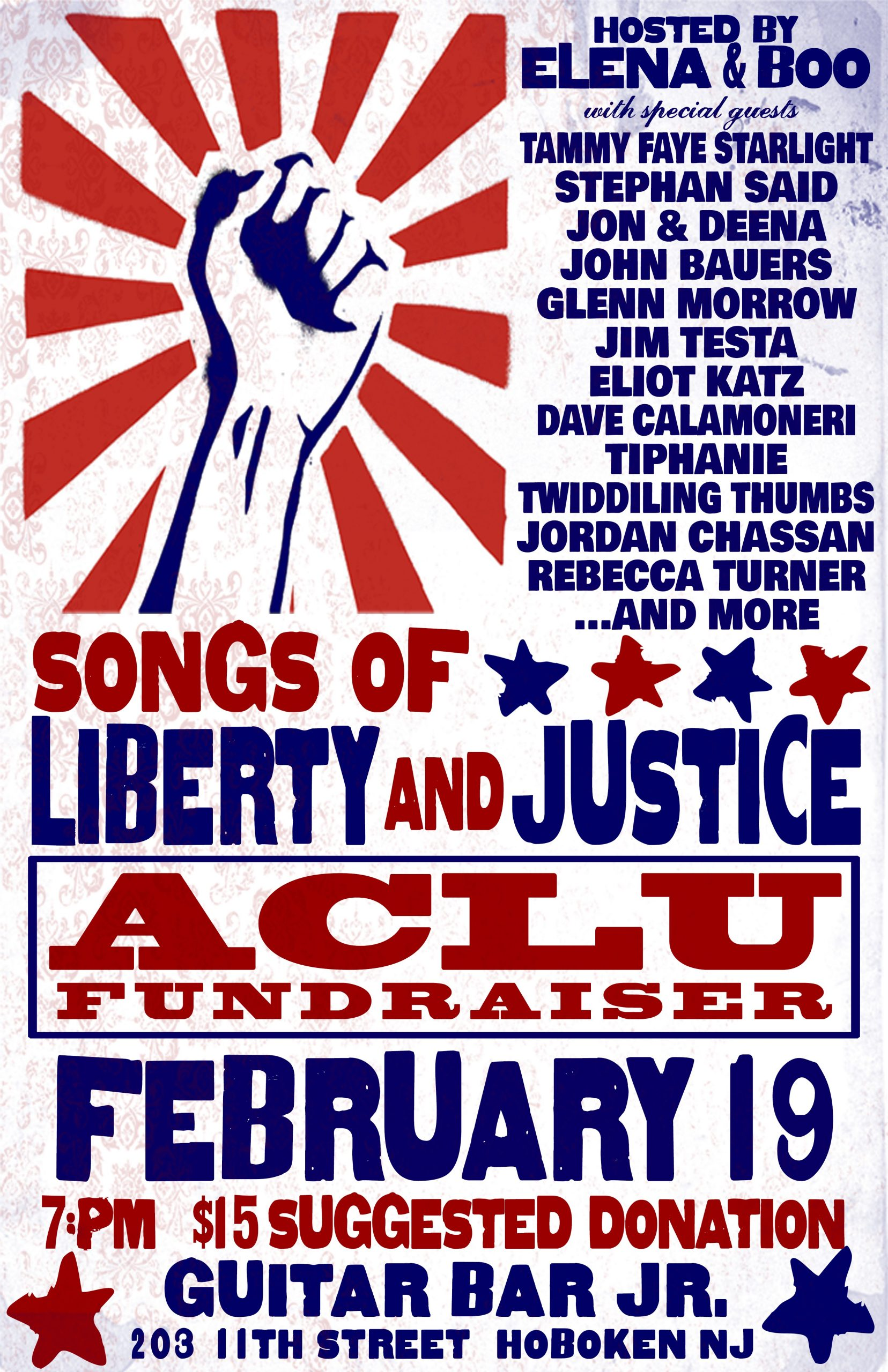 Songs of Liberty and Justice