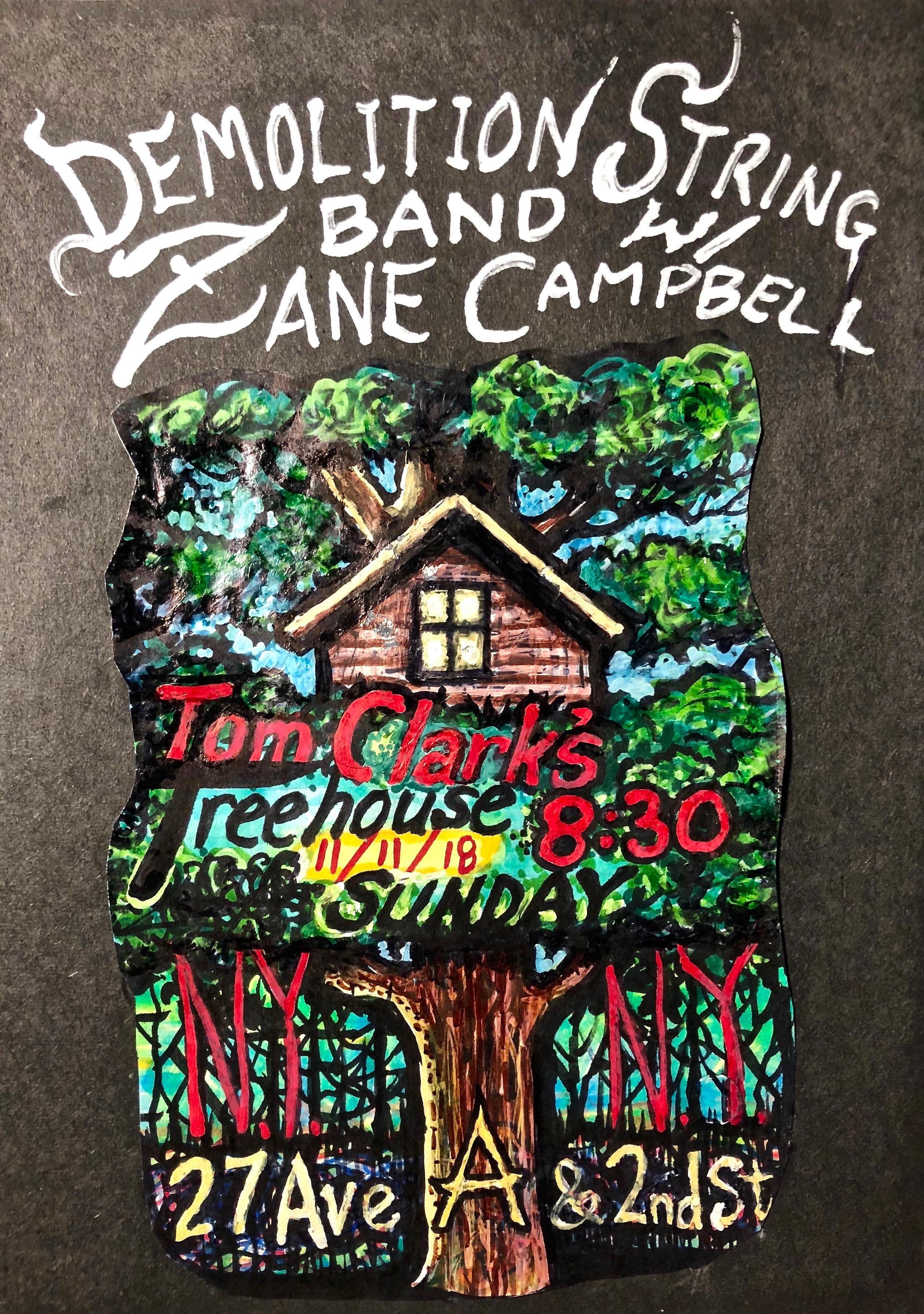 DSB.Zane Campbell.Nov 11.2018.Treehouse.IMG_0061